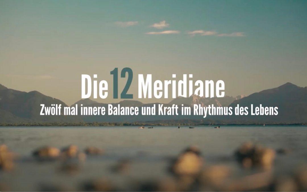 Die 12 Meridiane – gemeinsam Lebenskraft auftanken